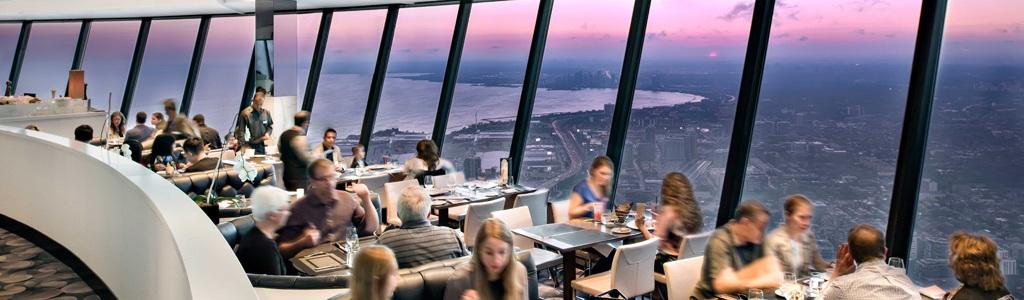 360 Restaurant CN Tower