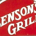 Bensons Grill logo