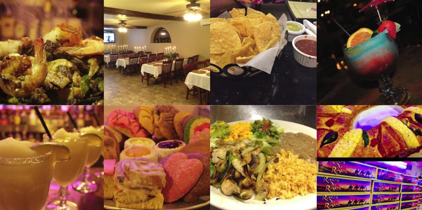 Casa Maria Mexican food
