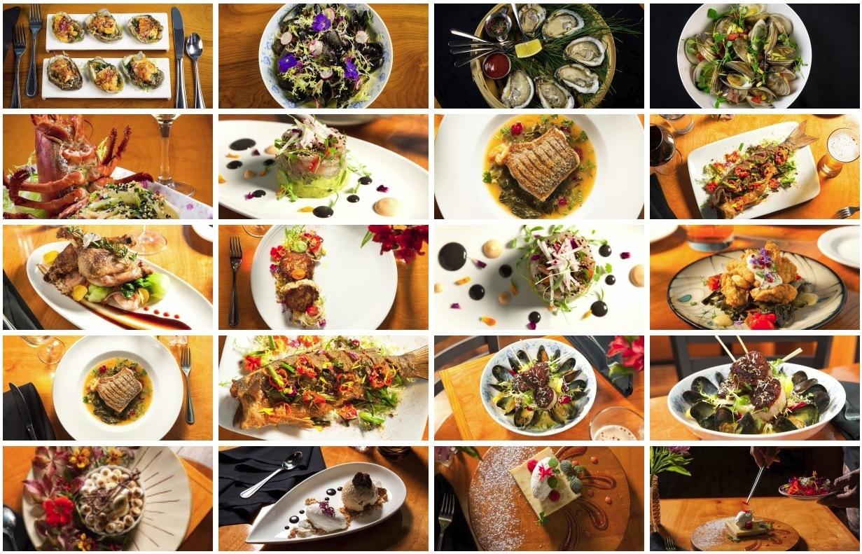 Catch Restaurant food gallery