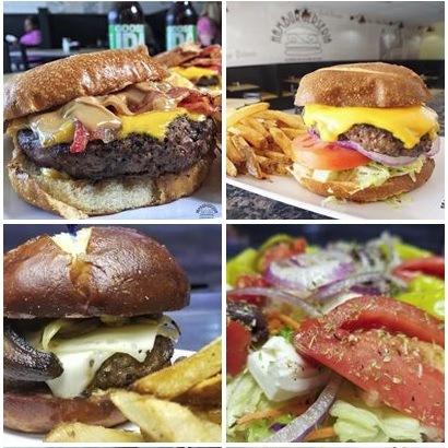 Hamburgerseria - burgers