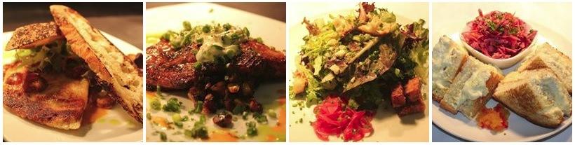 Harvest Restaurant - organic food