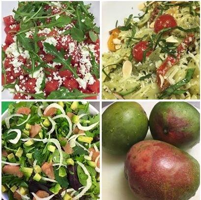 Jennys Lunch Line salads