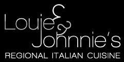 Louie and Johnnies Regional Italian Cuisine logo