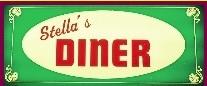 Stella's Diner logo