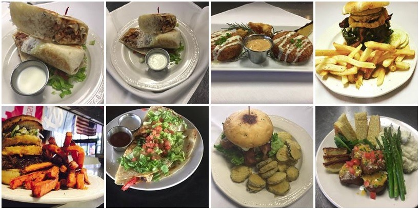 Sweet Grass - main dishes