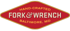 The Fork and Wrench Baltimore logo
