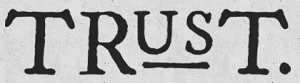 Trust Restaurant SD logo