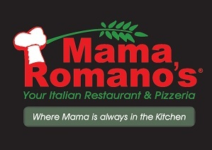Mama Romanos Landstar Italian Restaurant and Pizzeria logo