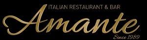 Amante Restaurant LA logo