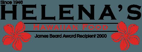 Helena's restaurant Hawaiian Food Honolulu logo