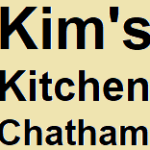 Kims Kitchen Chatham logo