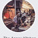 The Annex Kitchen Frenso logo