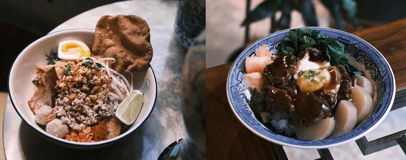Thai Noodles at Soothr