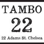 Tambo 22 Adams Street Chelsea logo