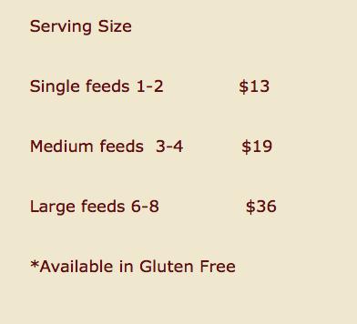 Dish N Dine Menu Prices